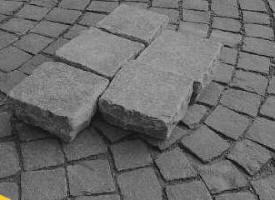 Pav s et platine en gr s et pierre chez pierre et sol fournisseur online - Pave exterieur point p ...