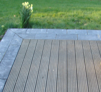 Le catalogue des rev tements en bois pour vos terrasses et Bordure carrelage exterieur