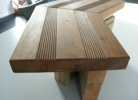 margelle de piscine en bois et bois composite. Black Bedroom Furniture Sets. Home Design Ideas