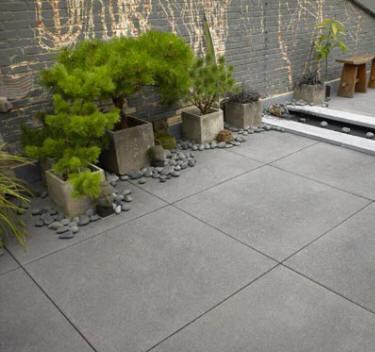 Dalle en b ton chez pierre et sol fournisseur fournisseur for Carrelage exterieur 100x100