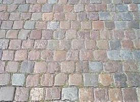 Pavés En Granit De Rue De Récupération Origine Suède Bretagne - Pave pour cour exterieure
