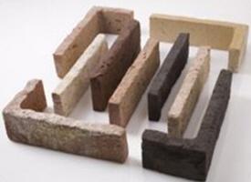 Plaquette de parement briquette terre cuite plaquette en for Rebord de fenetre en pierre