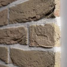Plaquette de parement briquette terre cuite plaquette en for Pose plaquettes de parement