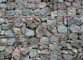 Gabion de Gris Royal