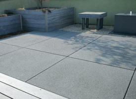 Video et film sur le plot de terrasse dph buzon for Pose de carrelage sur dalle beton