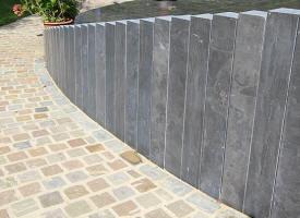 palissades barres et murets en pierre naturelle chez pierre et sol fournisseur online. Black Bedroom Furniture Sets. Home Design Ideas