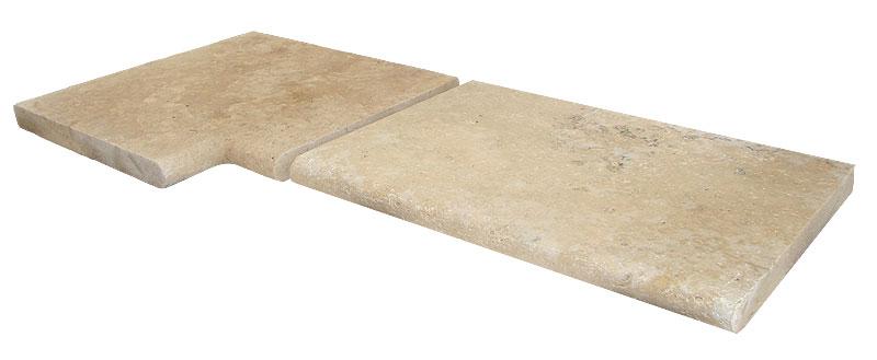 margelle de piscine et bassin en pierre bleue blanche granit basalt margelle de piscine