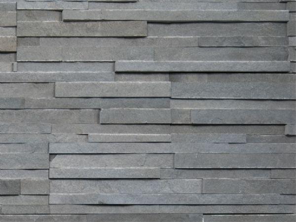 Revetement Mural Pierre stoneskin, parement en pierre naturelle clivée, beltrami.chez