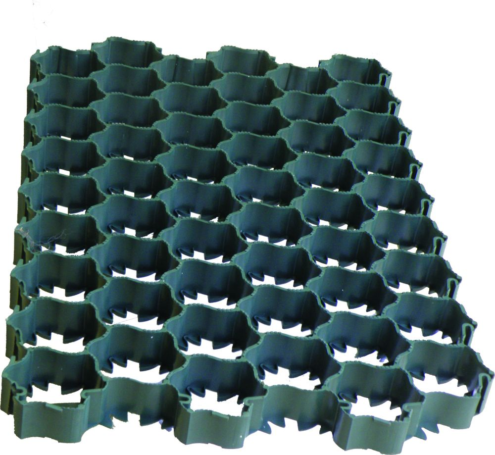 Dalle Beton Parking Herbe les dalles gazon pehd polyéthylène haute densité pour