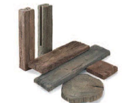 Dalle en Béton imitation bois chez PIERRE et SOL fournisseur ...
